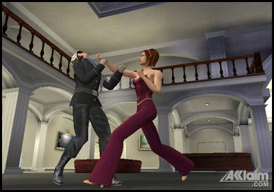 Alias Screenshot del Gioco